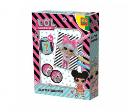 Детски комплект за игра - L.O.L Блестяща изненада СЕС