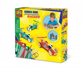Детски комплект за игра - Хартиени състезатели СЕС