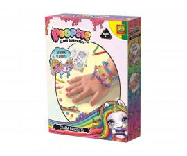 Детски комплект за игра - Poopsie Чаровни гривни СЕС