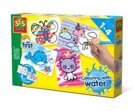Оцветяване с вода СЕС, фантастични животни