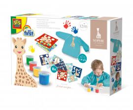 Комплект боя за пръсти жирафчето Софи SES
