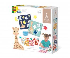 Прилепващи форми SES, жирафчето Софи серия Hobby 14495