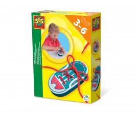 SES 14629 - Уча се да завързвам обувки