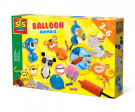 Животни от балони SES