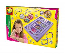 Комплект мъниста за деца голям комплект СЕС
