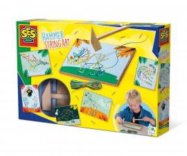 SES 14957 - Комплект с конци и чукче