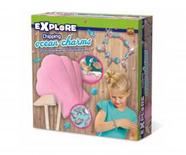 Детска играчка за сглобяване - СЕС - Разкопки морски талисмани за гривна