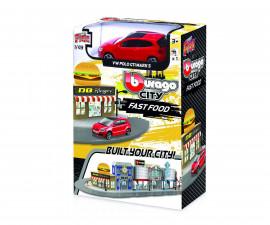 Коли, камиони, комплекти Bburago Street Fire 1:43 18-31504(31500)