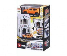 Коли, камиони, комплекти Bburago Street Fire 1:43 18-31505(31500)