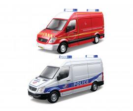 Коли, камиони, комплекти;Колекционерски модели Bburago 1:50 18-32006