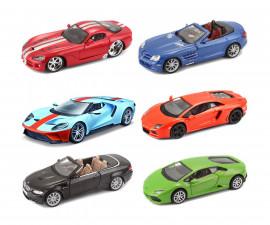 Колекционерски модели Bburago Plus 1:32