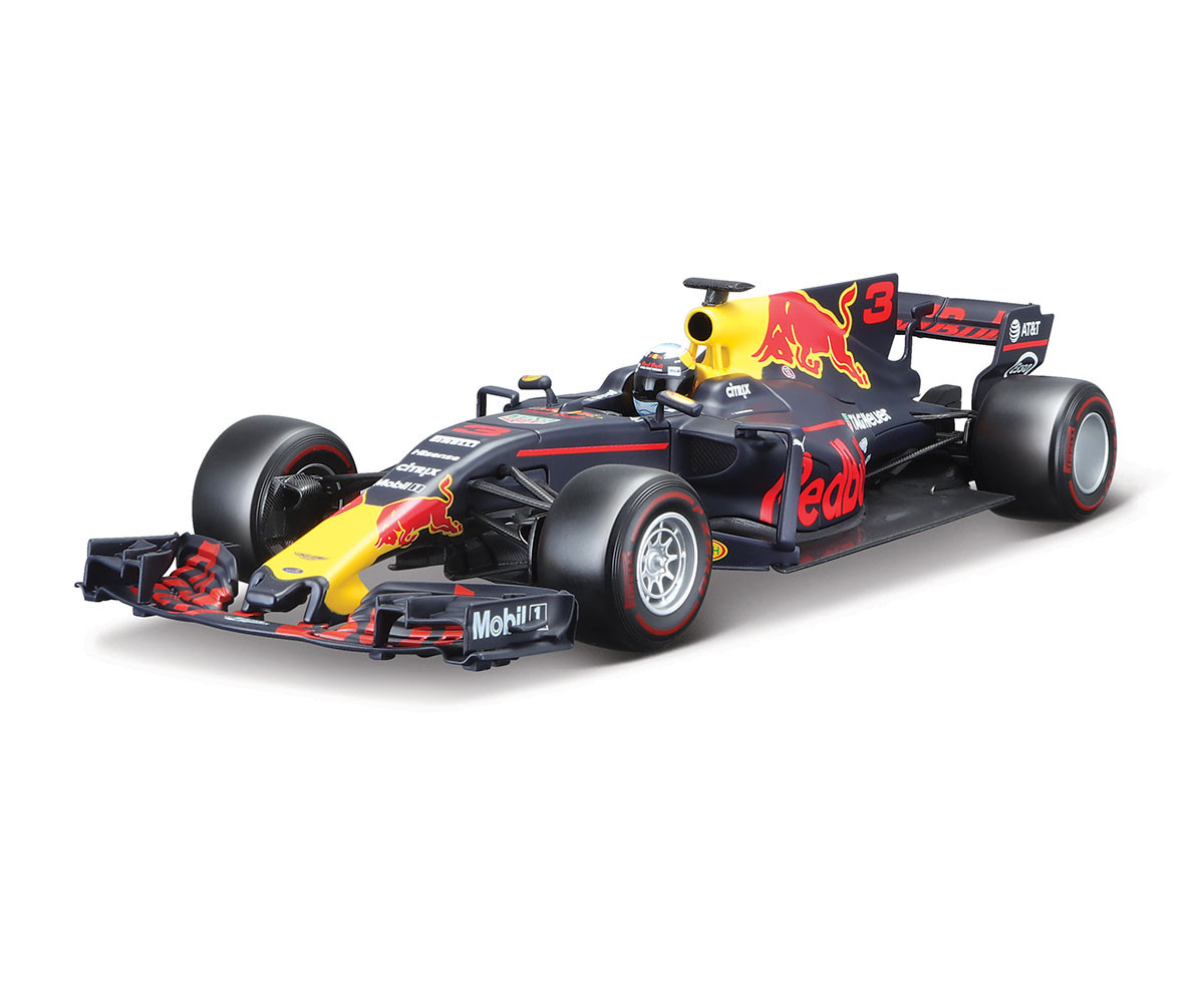Red Bull Rb13 Tag Heuer: Bburago - Red Bull Racing TAG Heuer RB13