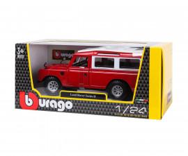 Колекционерски модели Bburago Bijoux - модел на кола 1:24 - Land Rover