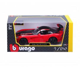 Колекционерски модели Bburago Bijoux - модел на кола 1:24 - Dodge Viber SRT