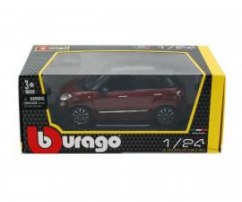 Колекционерски модели Bburago Bijoux - модел на кола 1:24 - Fiat 500L