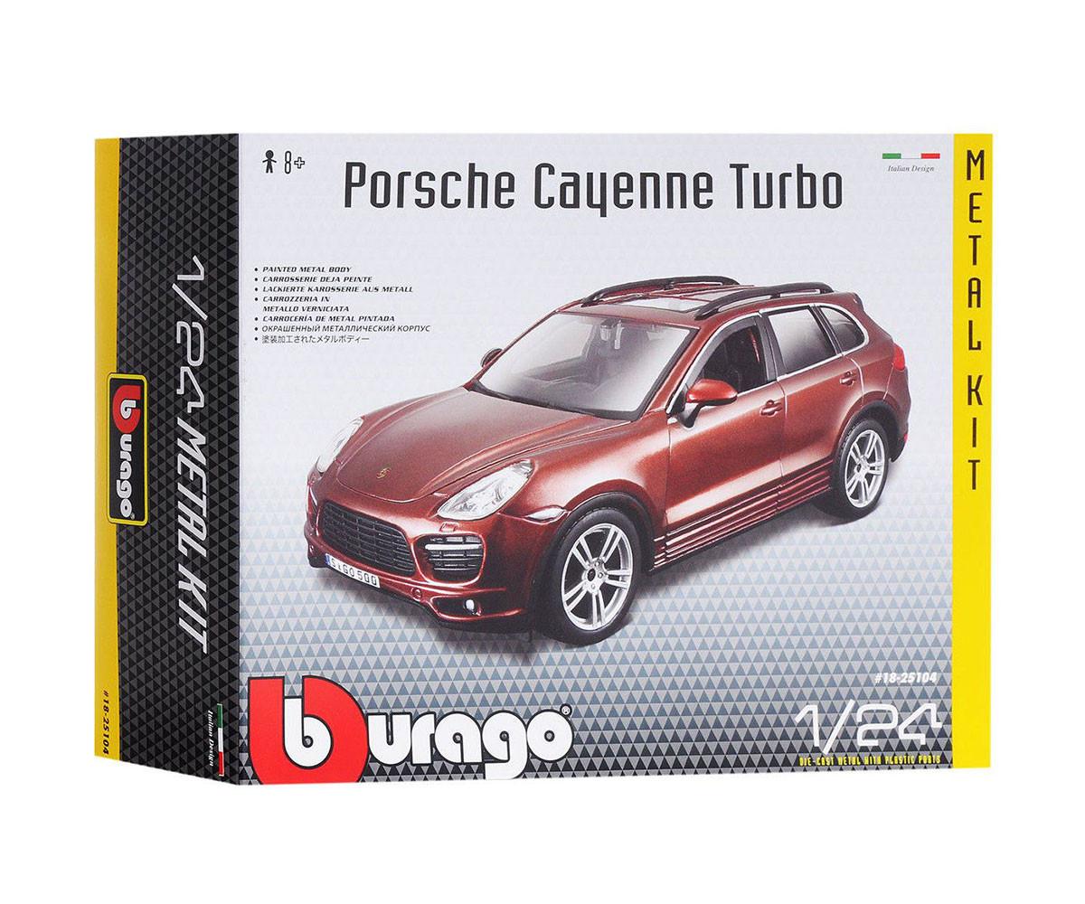 Колекционерски модели Bburago KIT 1:24 18-25104