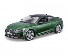 Колекционерски модели Bburago Plus - модел на кола 1:24 - Audi RS 5 Coupe (2019)