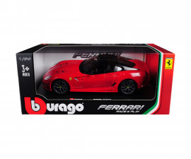 Колекционерски модели Bburago Ferrari - модел на кола 1:24 - Ферари 599 GTO