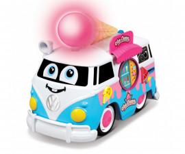 Burago Junior колички - Автобус за сладолед Volkswagen