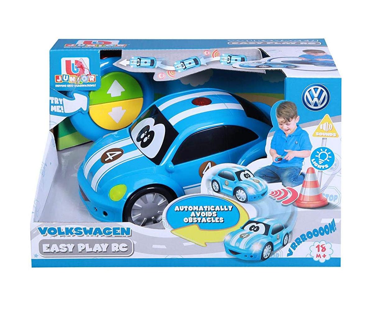 Burago Junior колички - Радиоуправляема количка Volkswagen Beetle