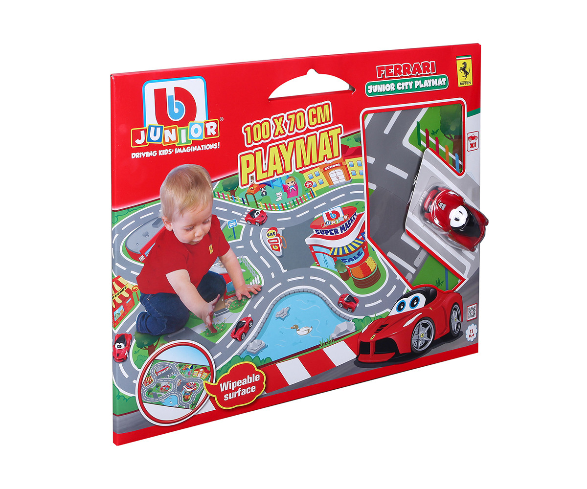 Коли, камиони, комплекти;Забавни играчки Bburago Junior 16-85007