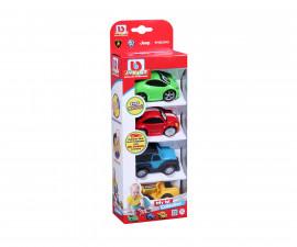 Коли, камиони, комплекти Bburago Junior 16-85125