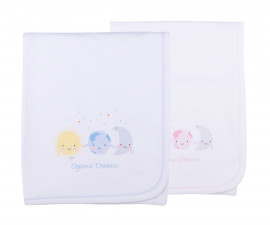 Детски одеяла Kitikate Organic Dreams S16970