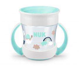 Бебешка чаша за вода и сок Нук Evolution mini Magic Cup, 160 мл, 6м+, neutral
