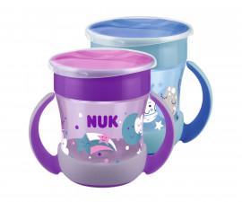 Чаша Nuk Evolution mini Magic Cup, Glow In The Dark, 160 мл, 6м+, асортимент 10255538