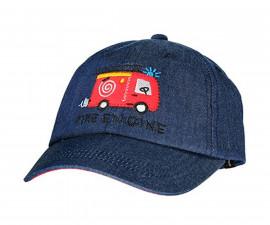 Лятна шапка с козирка Maximo, пожарна, асортимент 03503-918176