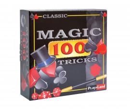 Детска настолна игра Плейленд 100 магически трика