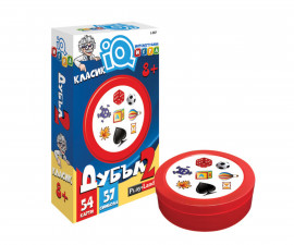 Детска забавна игра IQ надпревара: Класик