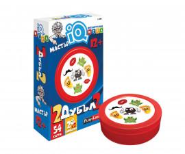 Детска забавна игра IQ надпревара: Мастър