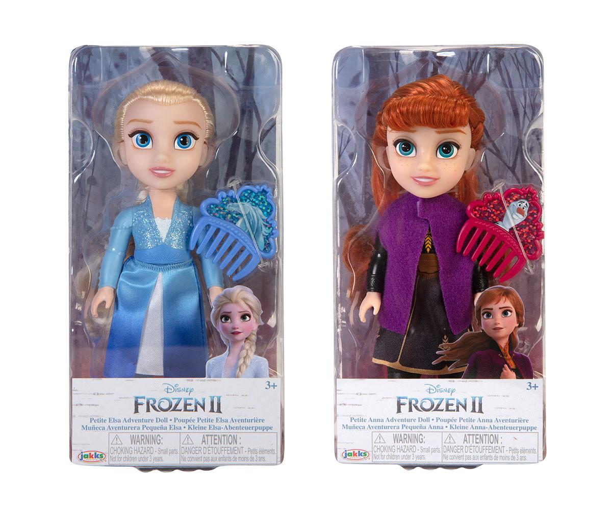 Малки кукли Frozen 2, 15 см
