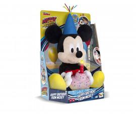 детска интерактивна плюшена играчка Честит Рожден Ден от Мики