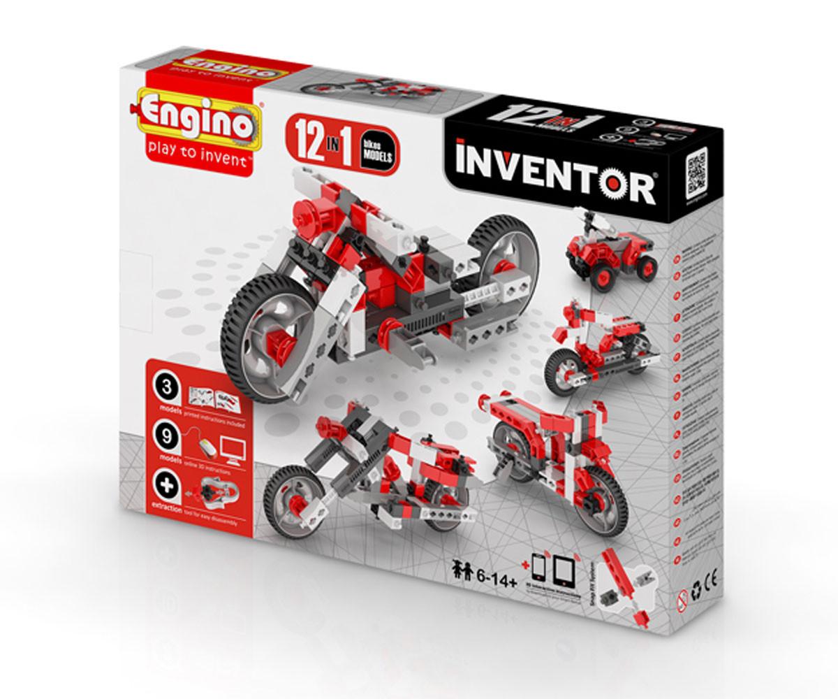 Конструктори Engino Inventor 1232
