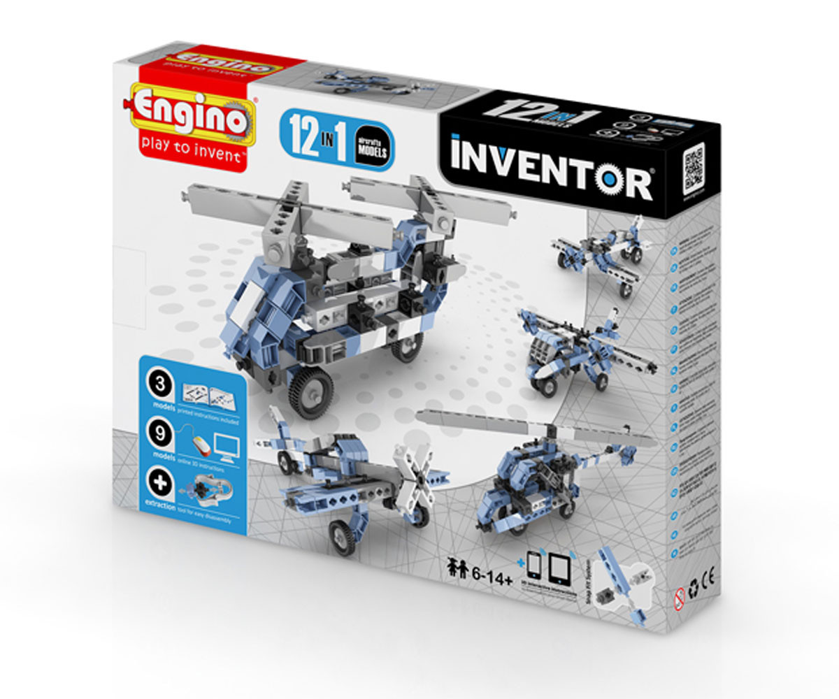 Конструктори Engino Inventor 1233