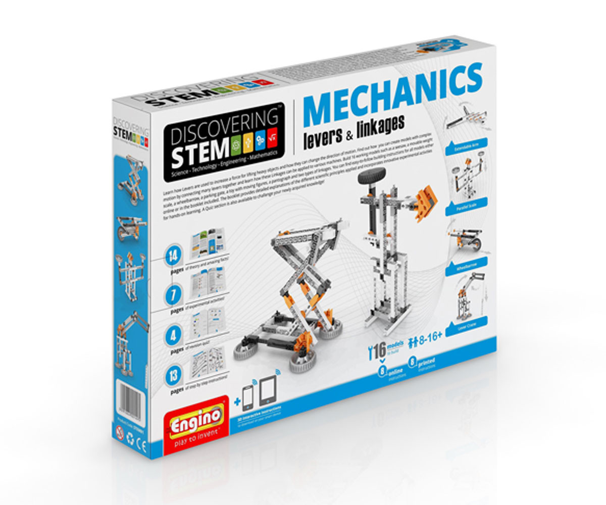 Конструктори Engino Discovering STEM STEM01