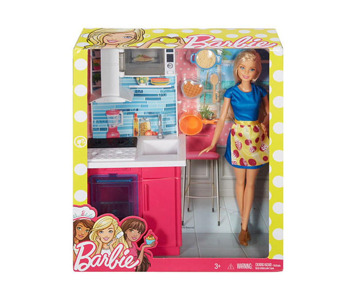 Модни кукли Barbie Barbie DVX51
