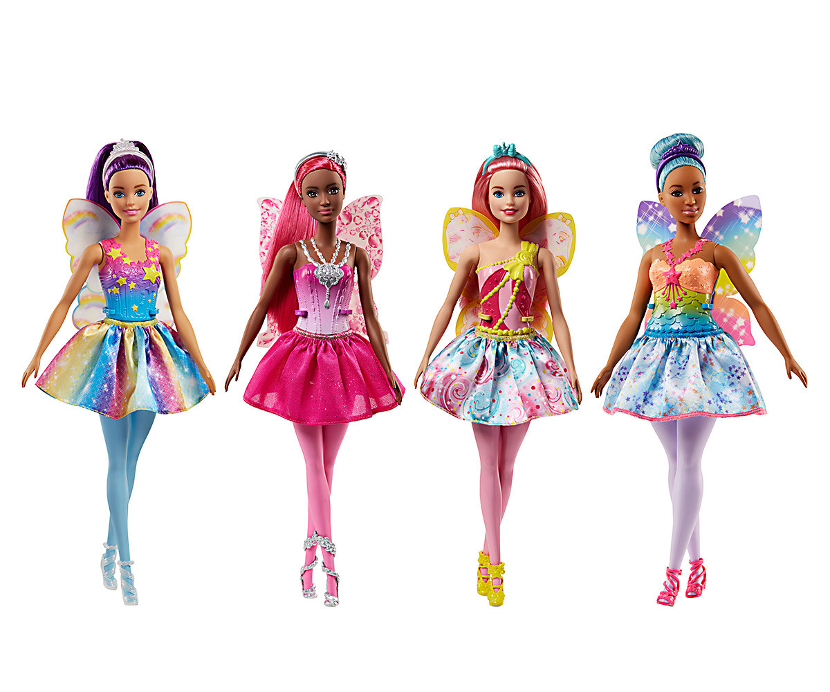 Модни кукли Barbie Barbie FJC84