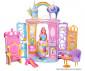 Детска модна кукла Barbie - Игрален комплект замък thumb 2