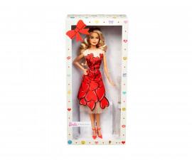 Модна кукла Барби - Колекционерска кукла с рокля на сърца 2019