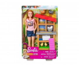 Модна кукла Барби - Комплект професия, асортимент