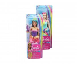 Детска играчка модни кукли Barbie GJK12 Кукла Barbie - Дриймтопия принцеса, асортимент