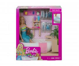Детски комплект за игра вана с мехурчета Барби