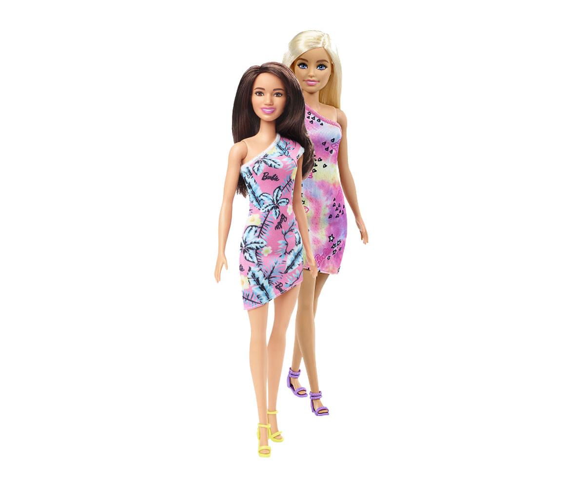 Базова кукла Барби, асортимент