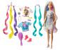 Комплект за игра Барби с блестяща дълга коса thumb 2