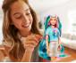 Комплект за игра Барби с блестяща дълга коса thumb 6