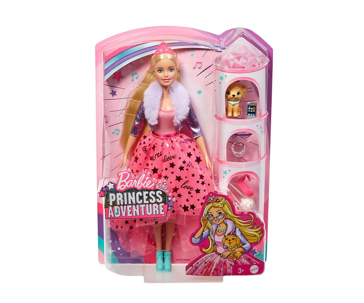 Кукла Барби модни принцеси