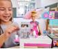 Кукла Barbie - Игрален комплект за приготвяне на кафе thumb 6